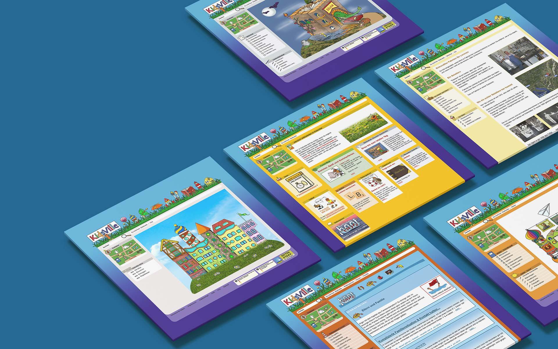 Kidsville Screenshots